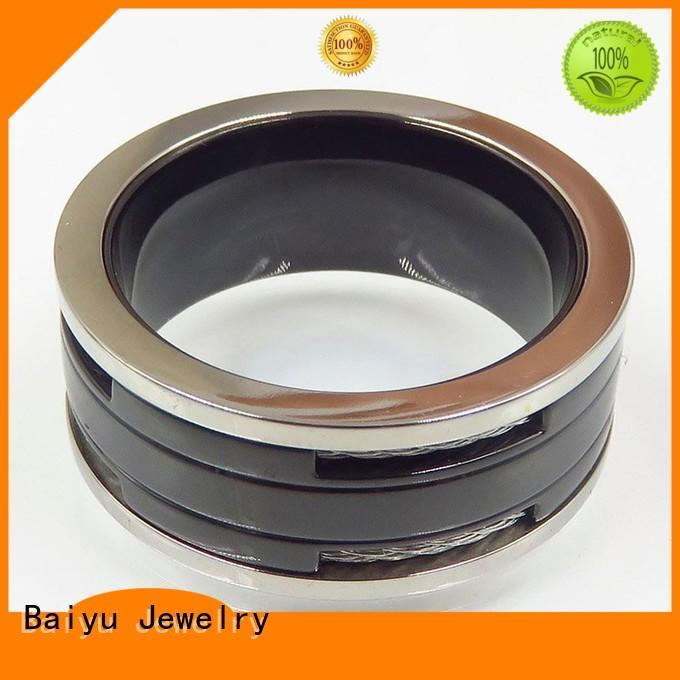 eiffel tower bulk stainless steel rings bulk production for lady