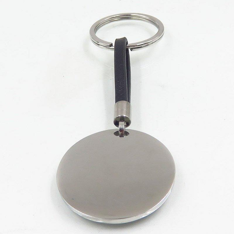 Factory OEM and ODM ss material keychain