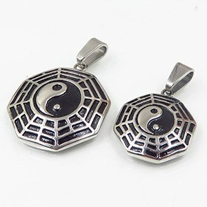 Baiyu Jewelry design pendant pair high-end for boys-2