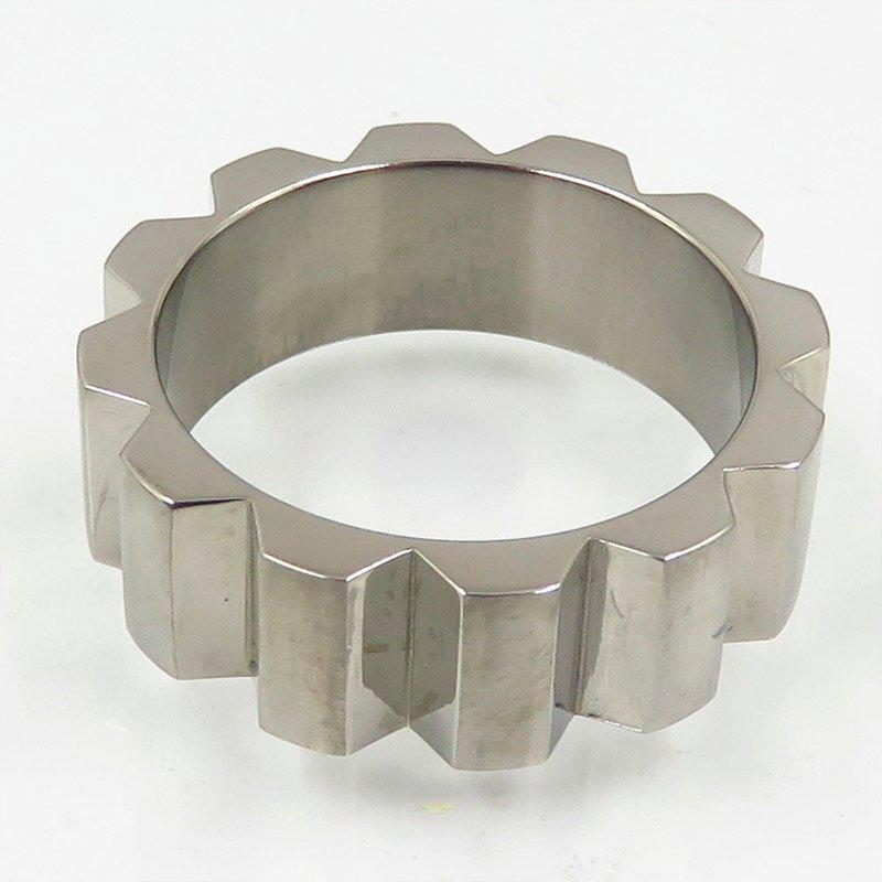 OEM and ODM different specifications stainless steel simple ring
