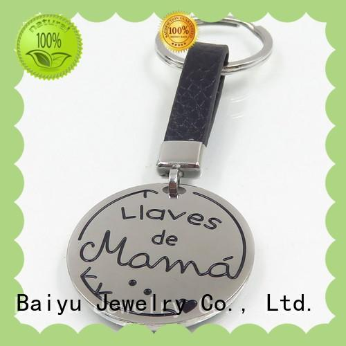 Baiyu Jewelry beautiful keychains for sale high-quality for women