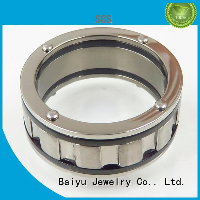 fashion designs 316 stainless steel rings for wholesale for gift