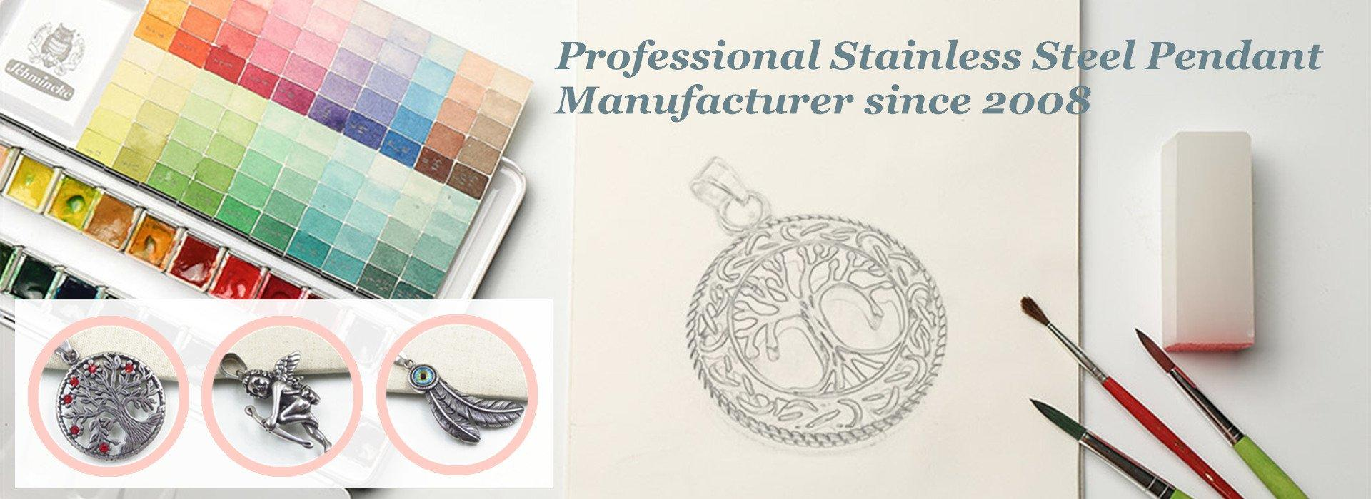 Stainless Steel Pendant Manufacturer