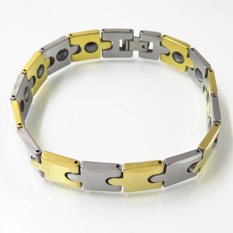 New arrivals luxury jewelry tungsten steel man bracelet