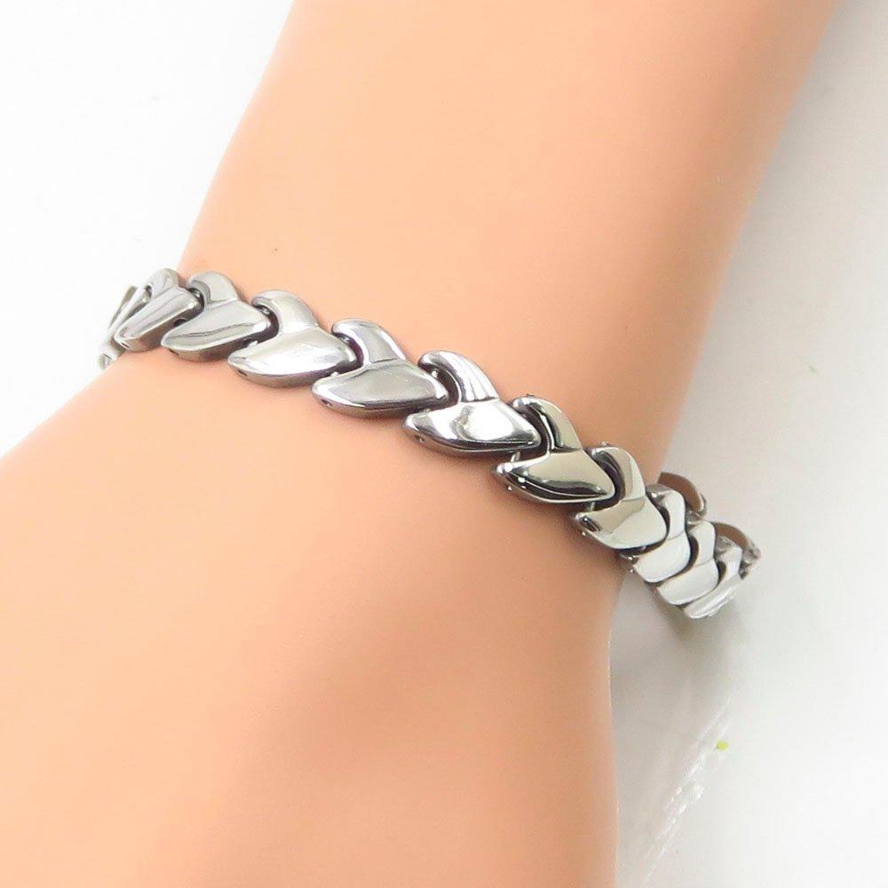 Elegant jewelry set sliver color chain with bracelet gorgeous jewelry set