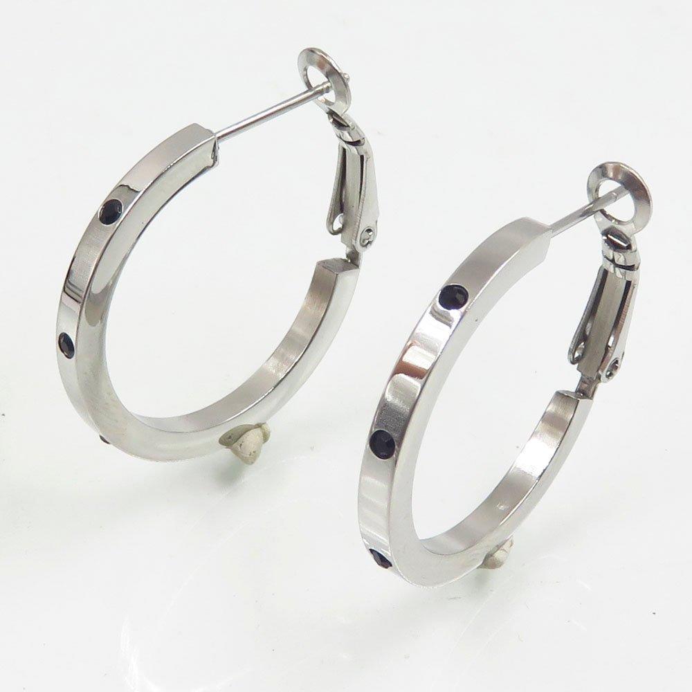 Wholesale Shinny silver costume blue stone jewelry set