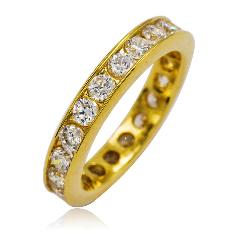 2018 hot new products women latest gold ring designs