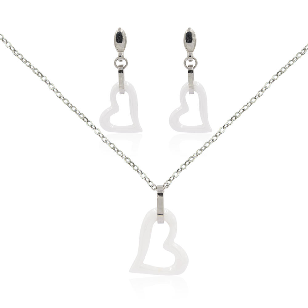 Stainless steel jewelry set women jewelry set VD057497-676