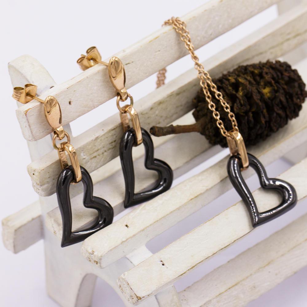Stainless steel jewelry set women jewelry set VD057497-676
