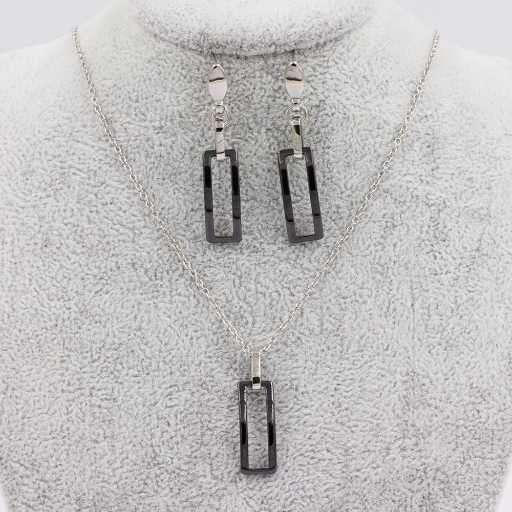 Jewelry stand set earrings set jewelry pendant necklace earring jewelry set VD057501-676