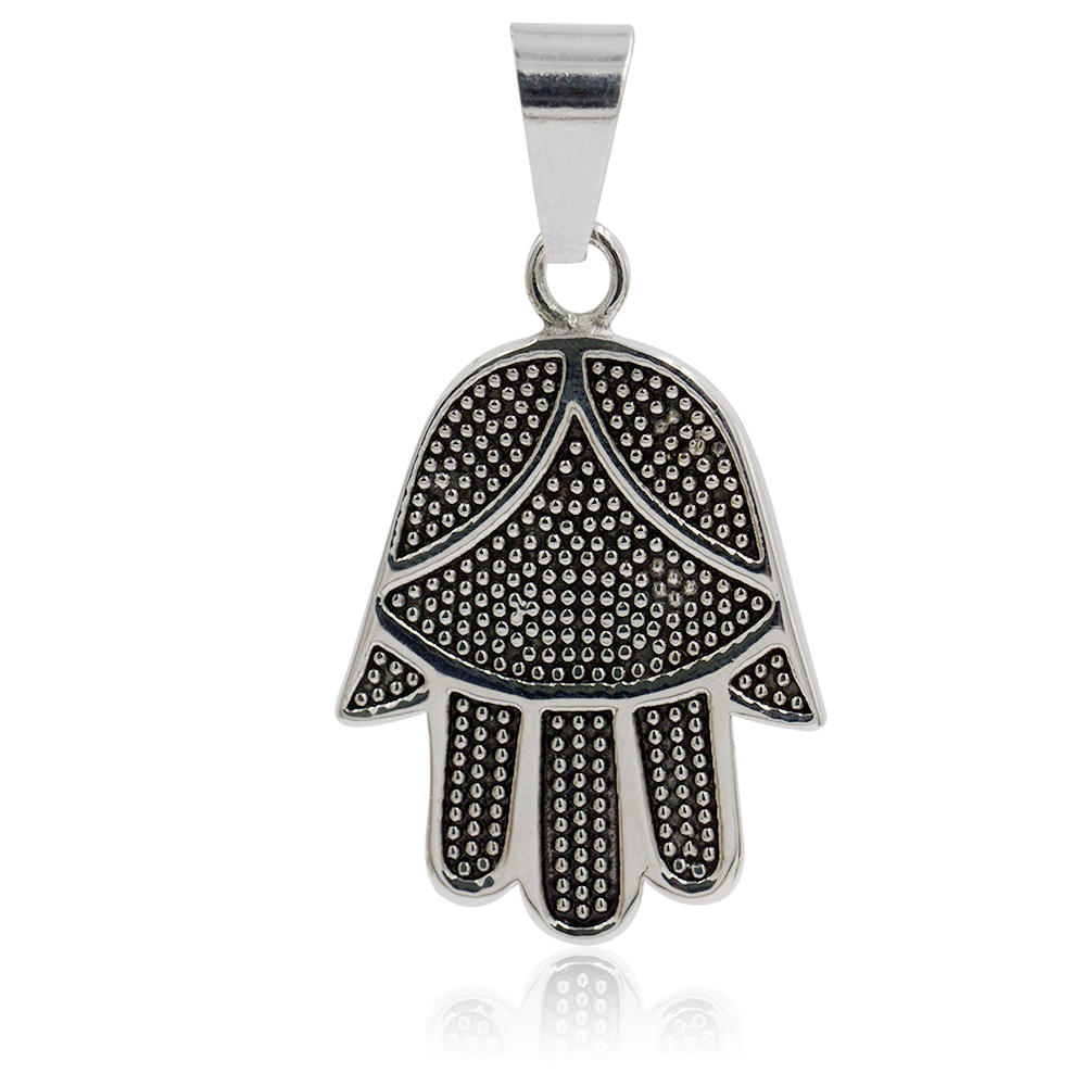 Jewelry pendant necklace jewelry pendant palmation stainless steel pendant AW00018-367