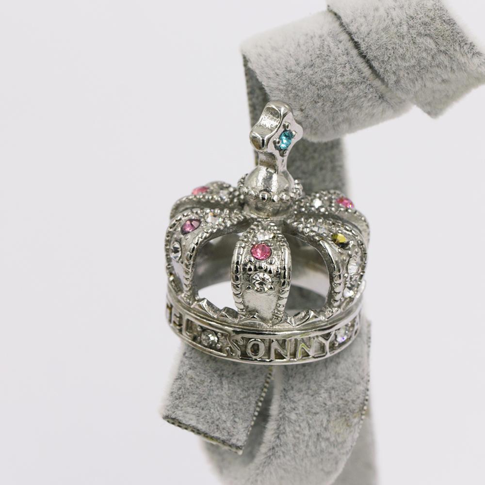 Crown stainless steel pendant steel pendant custom logo pendant  AW00019-367