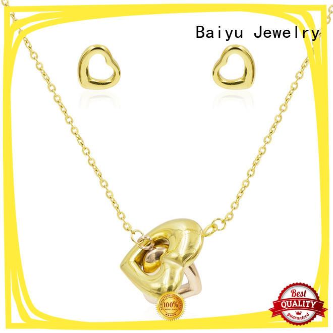 Baiyu Jewelry cute jewelry manufacturers china auspicious for gift