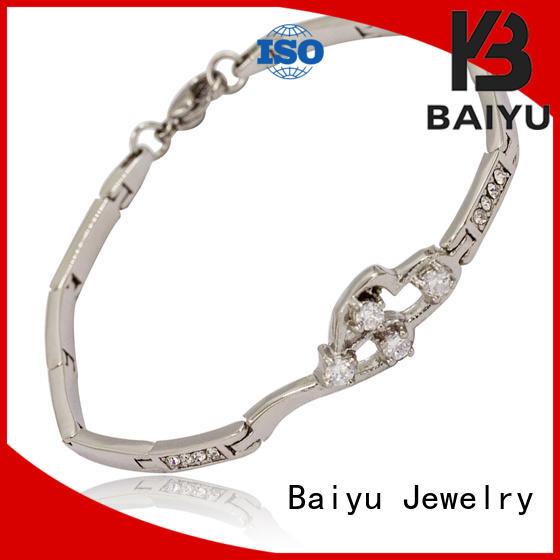womens metal bracelet best supplier for boys Baiyu Jewelry