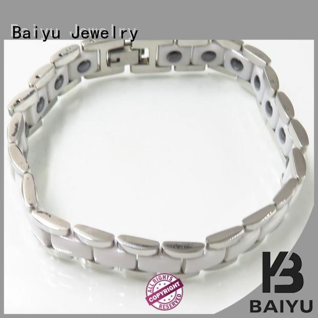 Baiyu Jewelry ceramic bracelet for wholesale