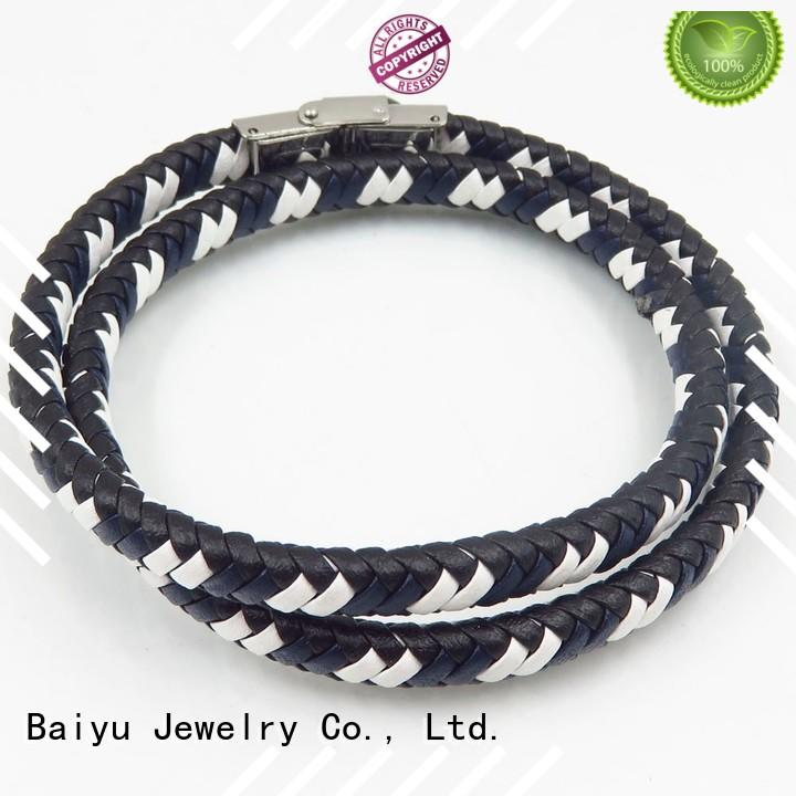 high-end leather bangle top brand for wholesale