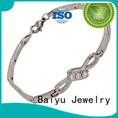 High-quality stainless steel bangle bracelets for business