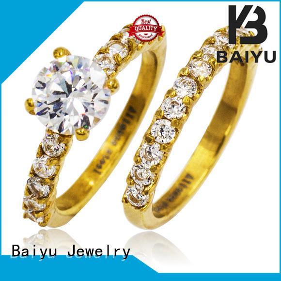 Custom  Baiyu Jewelry