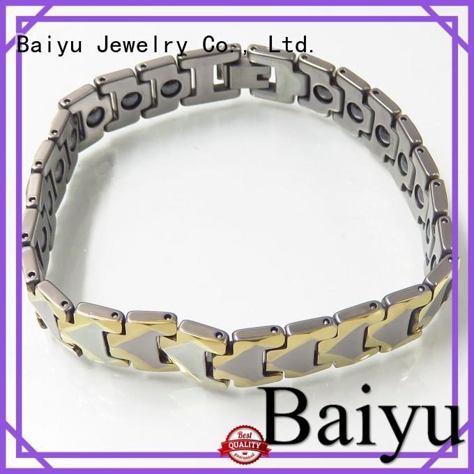 tungsten bracelet price price stainless energy Baiyu Jewelry Brand tungsten bracelet