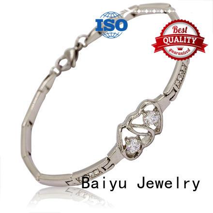 cheap stainless steel women's bracelets high-end for men