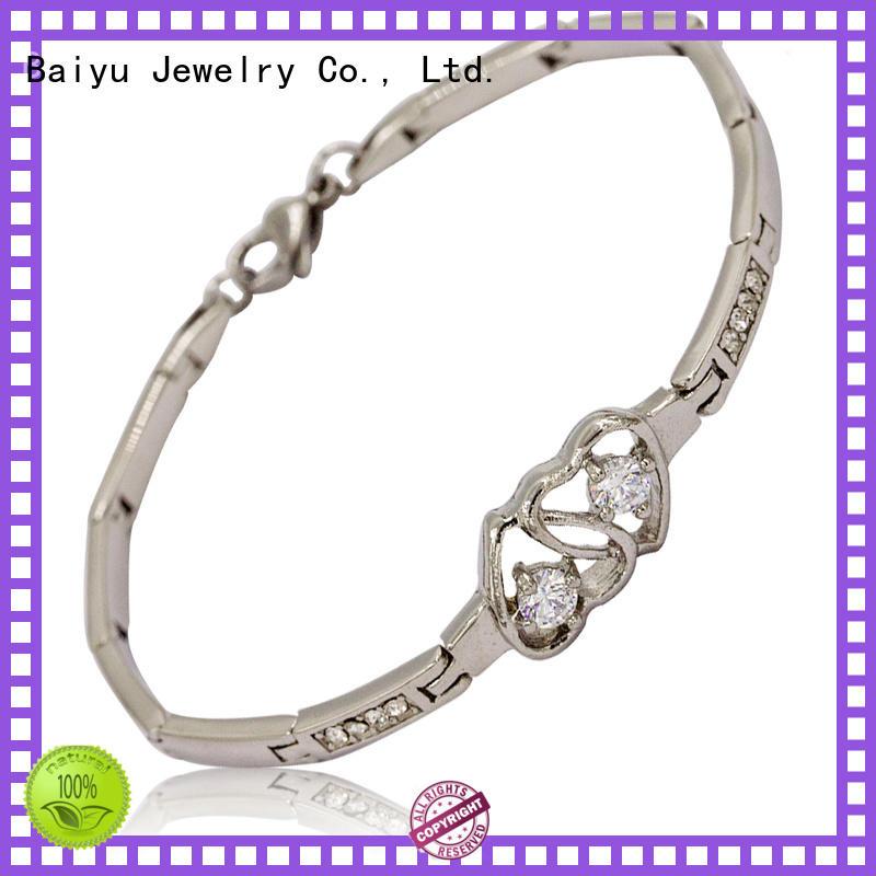 New women's stainless steel bracelets company