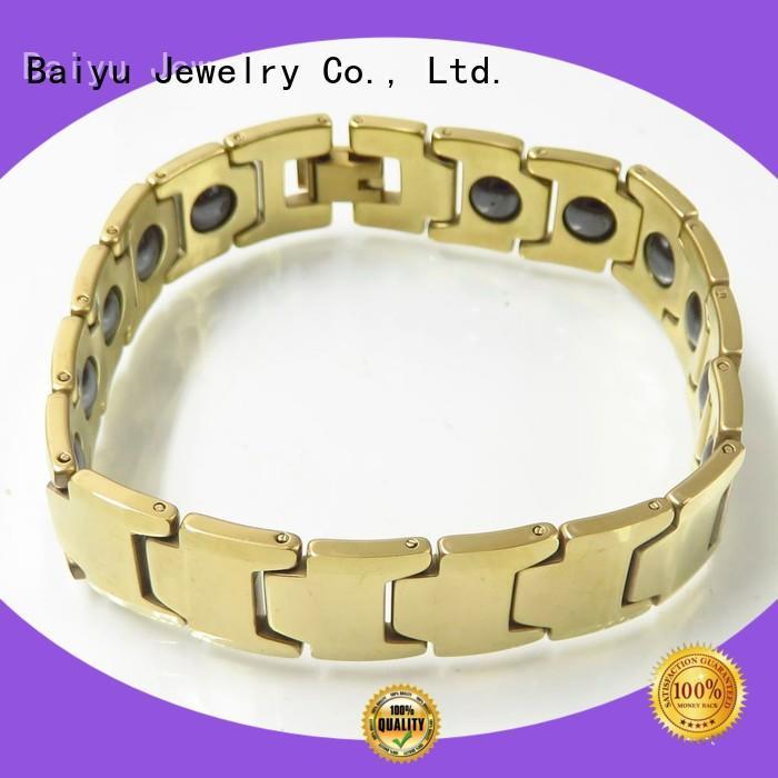 tungsten bracelet wholesale european for girls Baiyu Jewelry
