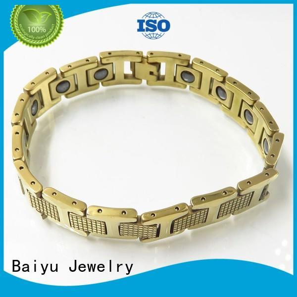 pattern mens black tungsten bracelet charming for girls