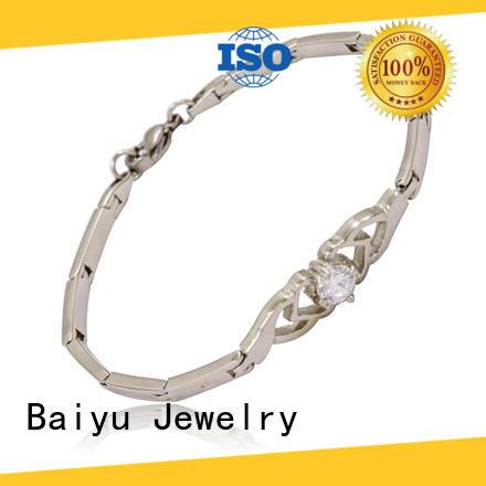 Baiyu Jewelry women's jewelry bracelets by bulk for lovers