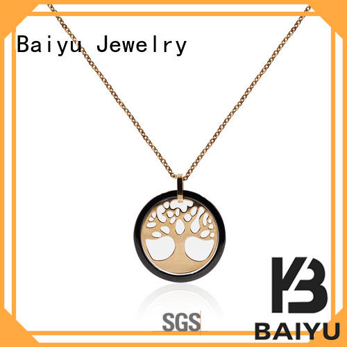 fashion designs stainless steel necklace chain wholesale for wholesale for lady