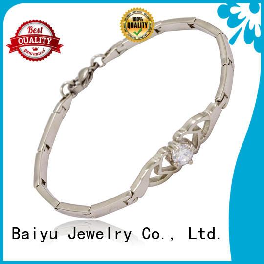 Top women's stainless steel bracelets company