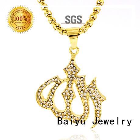 Baiyu Jewelry wholesale stainless steel chains at discount for gift