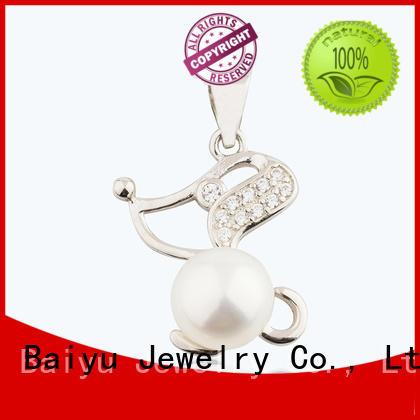 Baiyu Jewelry pendants for women luck bird for lady