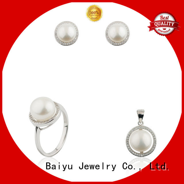 fashion sterling silver set for girls