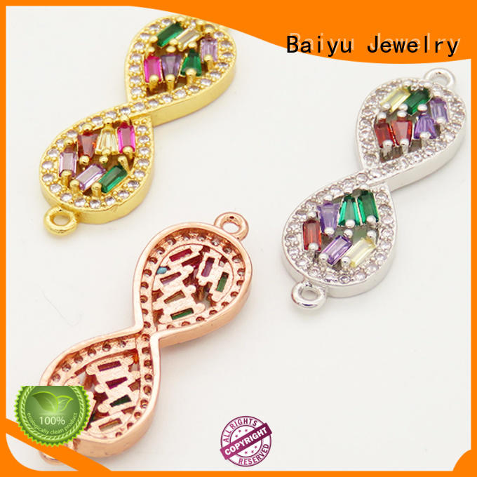 Baiyu Jewelry Best ring connector jewelry Suppliers for anniversary