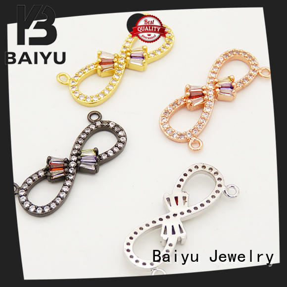 Baiyu Jewelry jewelry connectors and links company for anniversary