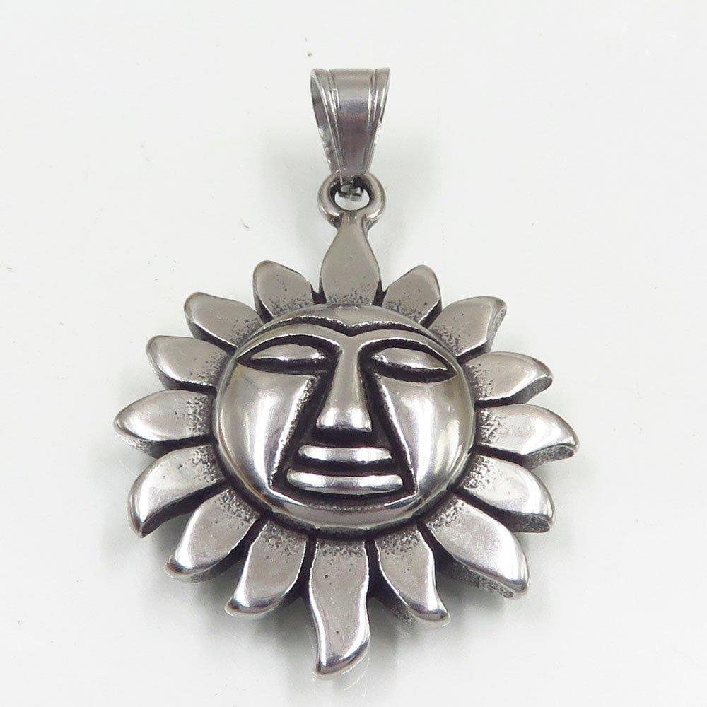 Wholesale popular european stainless steel necklace pendant