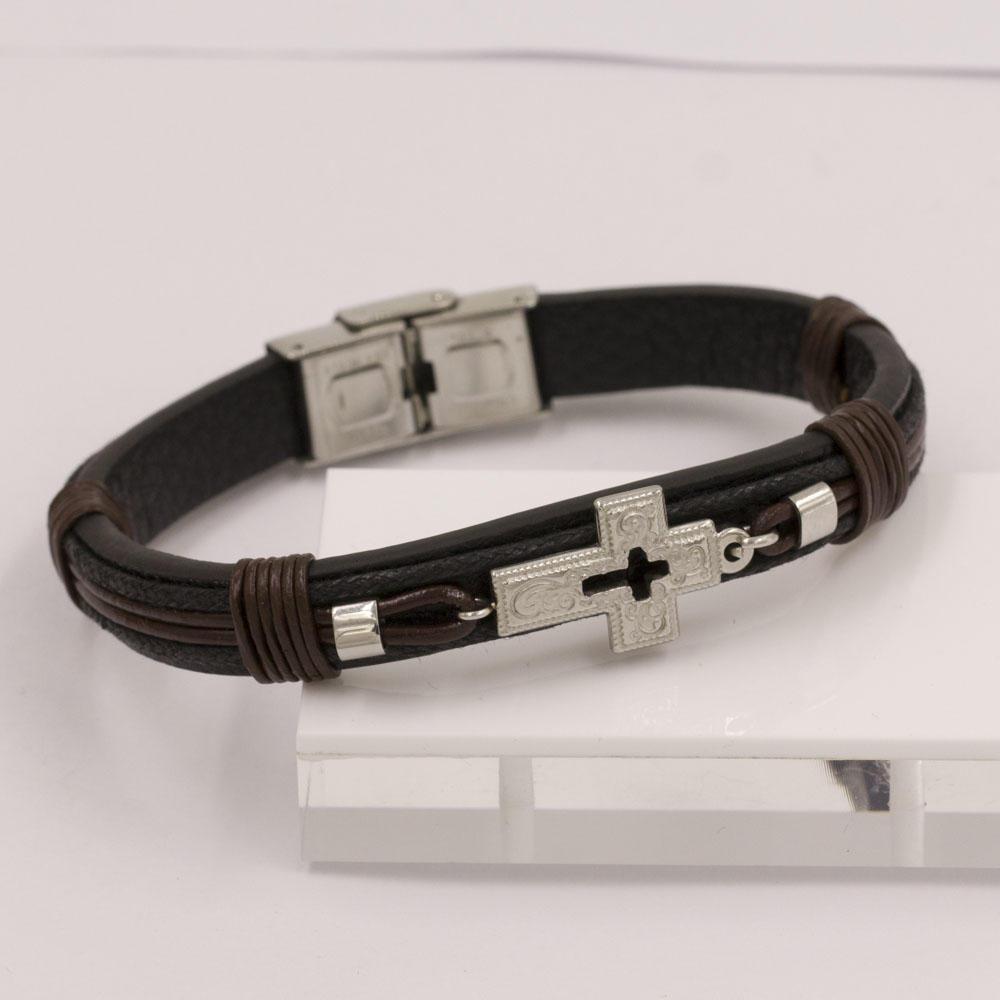 Custom cross bangle bracelet indian bangle sex bangle for men