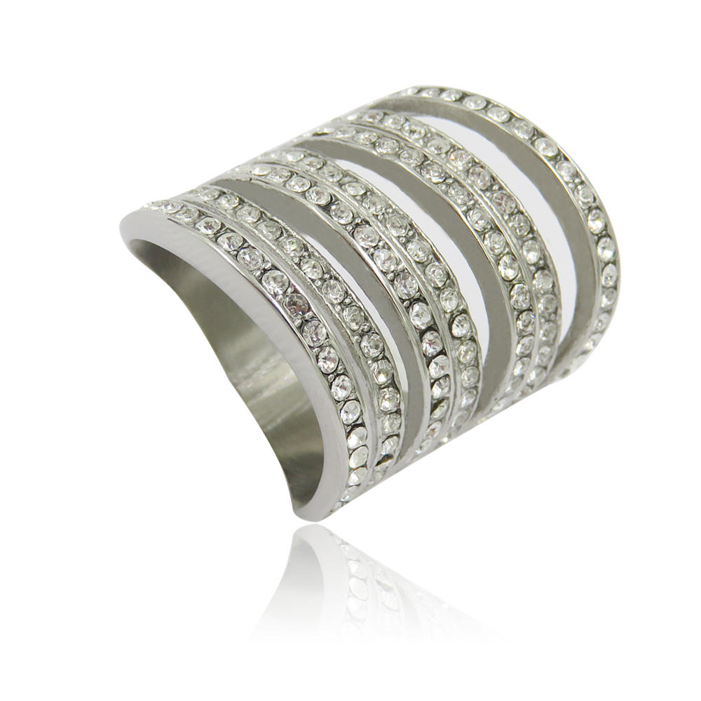 Customization  women fashion ring women ring set  women rings from China