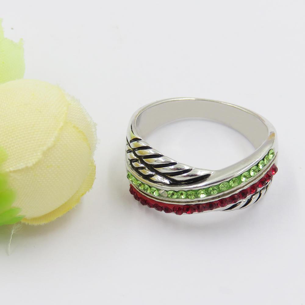 Woman finger ring stainless steel wedding ring for women woman finger ring