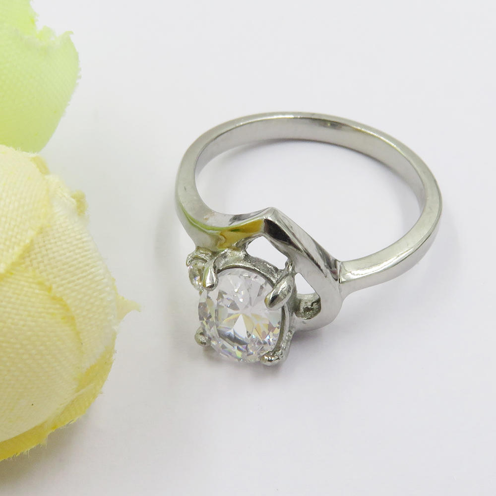 Women ring set ring set women custom stainless steel rings