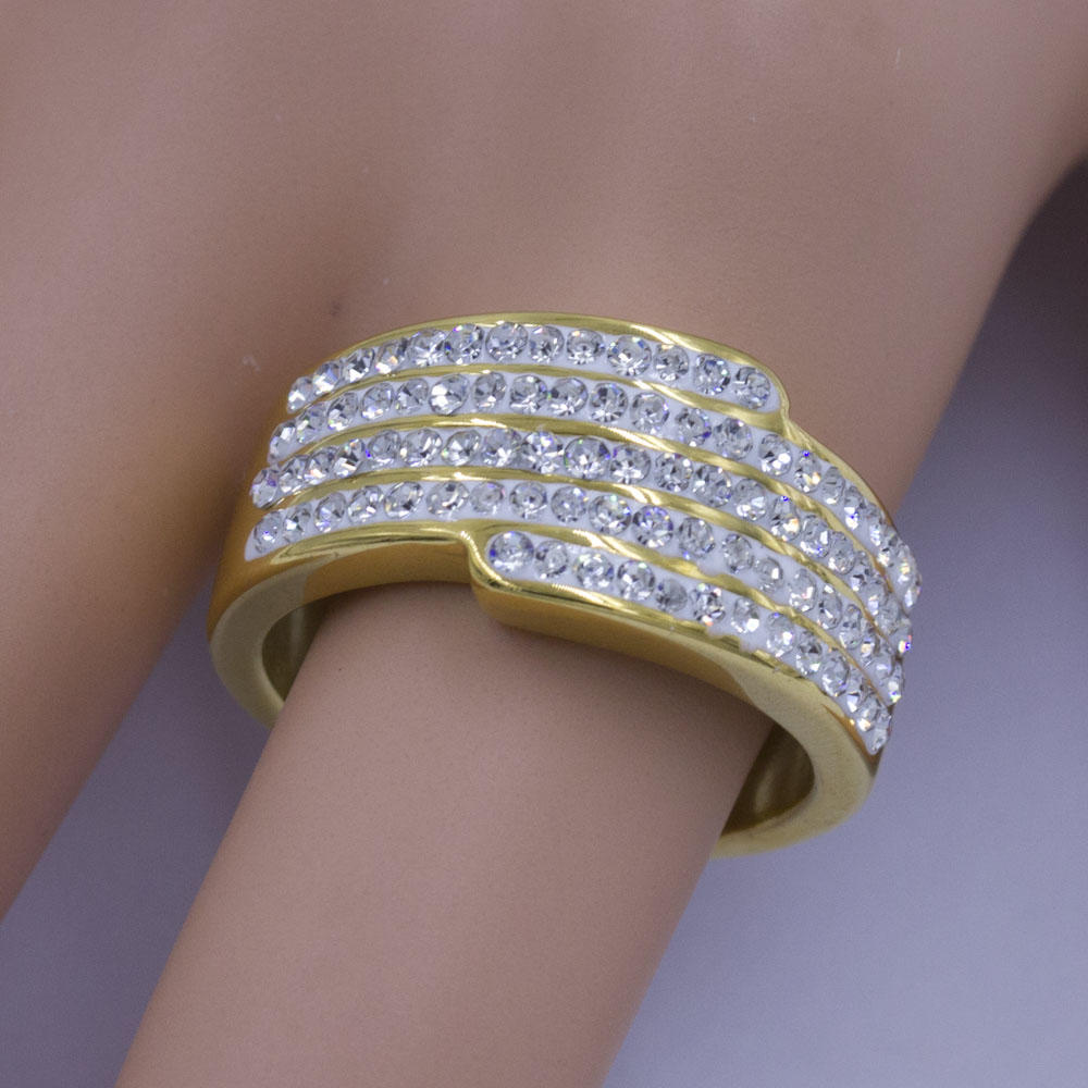 Latest gold finger ring simple designs for girls VD055187-360
