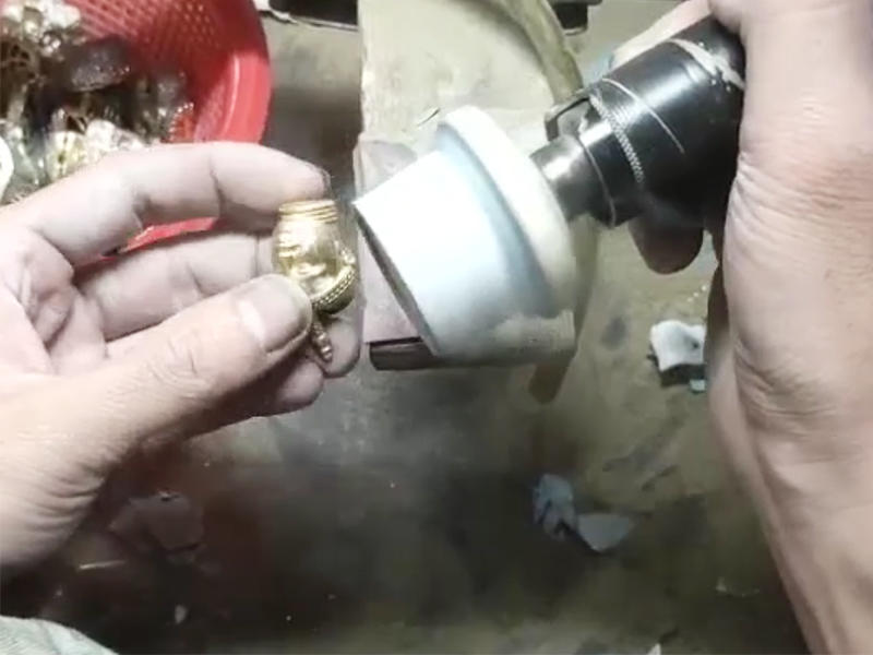 Grinding and Most Polishing