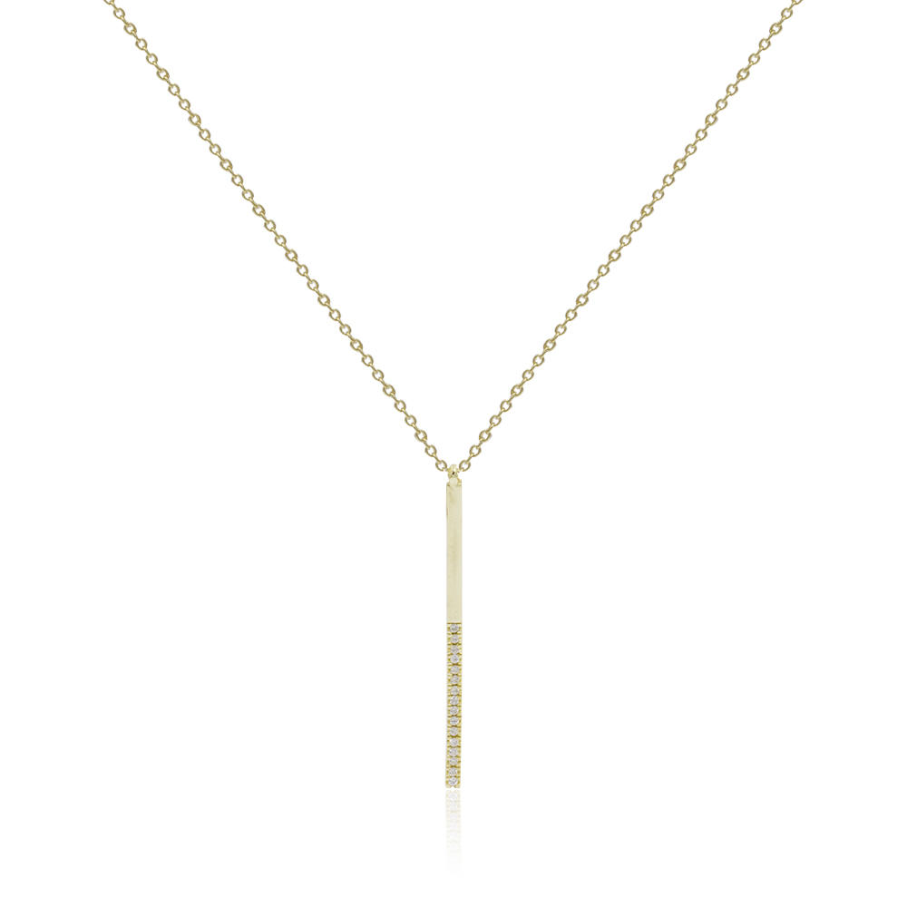 Chinese Manufacturer OEM And ODM 925 Silver Material Gold Plated Pendant Necklace AS00094vhhl-M106