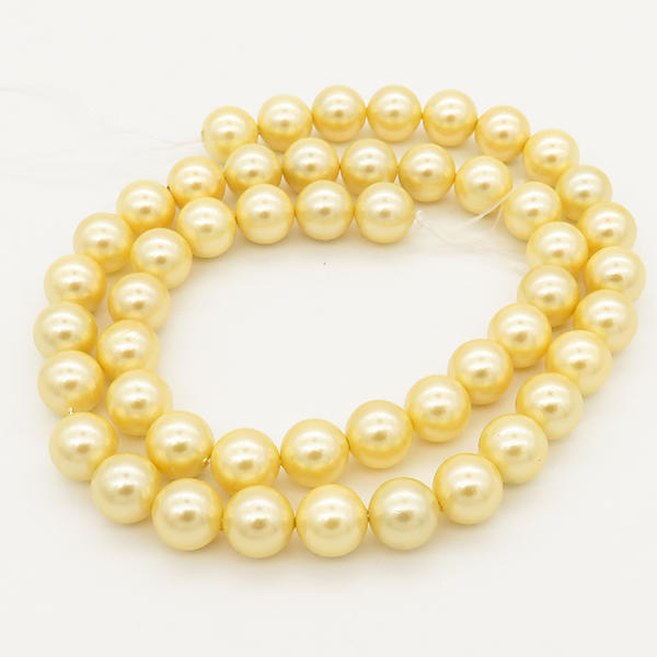 Powellbeads Hot Sell Beautiful 16mm Big Size Shell Pearls For Brcelet Necklace XBSP00009vbnb-L001