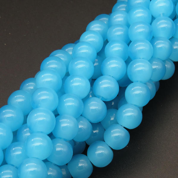 Powellbeads China Bulk Items Sparkling Clear Crystal Beads For Accessories XBG00458aaha-L004