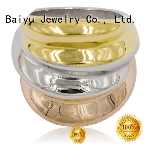 fashion designs custom stainless steel rings stainless steel for wholesale for girl