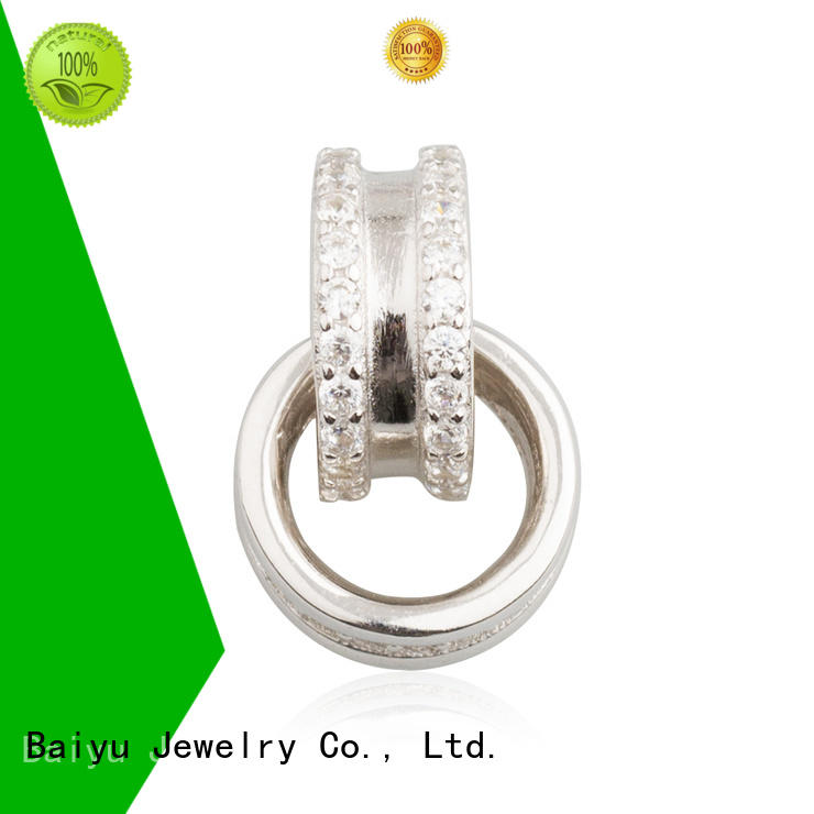 New Arrival 925 Sterling Silver Wholesale Pendant 2019 AS004037-M112