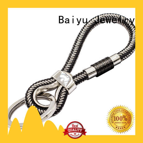 Baiyu Jewelry ss keychain high-quality for girls
