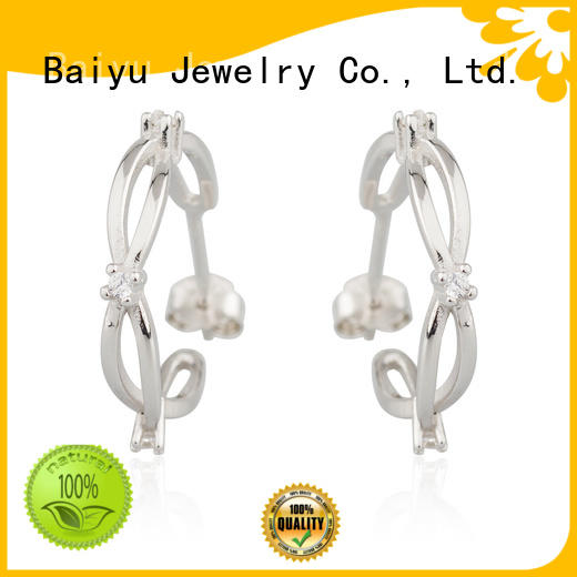 long sterling silver earrings by bulk for girl