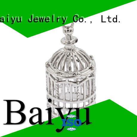 Custom plane original stainless steel pendant Baiyu Jewelry stainless